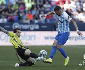Sadiku podría romper un récord importante en el Málaga. LaLiga