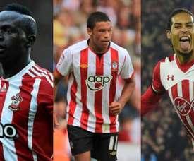 Os 9 ex-Southampton que são finalistas da Champions, Montaje/AFP