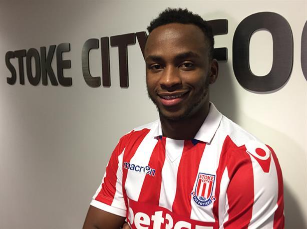 Berahino ha sido apartado del Stoke. AFP