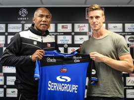 Salin, nuevo jugador del Guingamp. Guingamp
