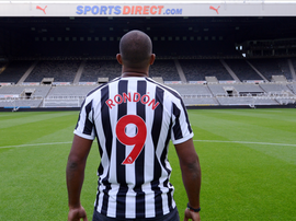 Rondon is hoping his move will become permanent in due course. NUFC