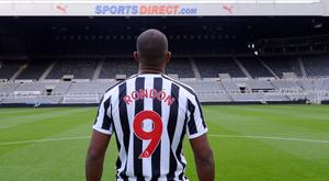 Rondón aún no se había estrenado esta temporada. NewcastleUnited