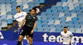 El Rayo derrotó al Zaragoza. LaLiga