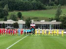 El Villarreal sigue invicto. VillarrealCF