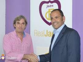 Salva Ballesta pone fin abrupto a su paso por el Jaén. RealJaen