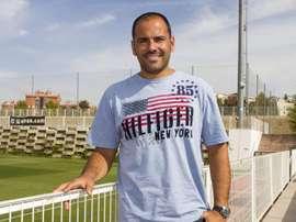 El Algeciras anuncia a Salva Ballesta como entrenador. EFE