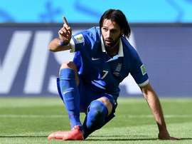 Samaras has signed to Rayo OKC. BeSoccer