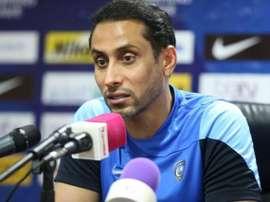 Sami Al-Jaber es una leyenda del fútbol saudí. Al-Hilal