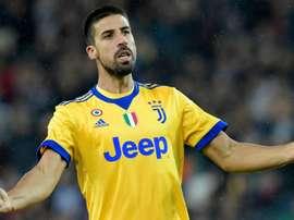 A Juve voltou aos triunfos na Serie A. AFP