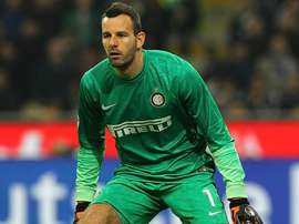 Inter have tied Handanovic to a new deal that runs until 2021. Twitter