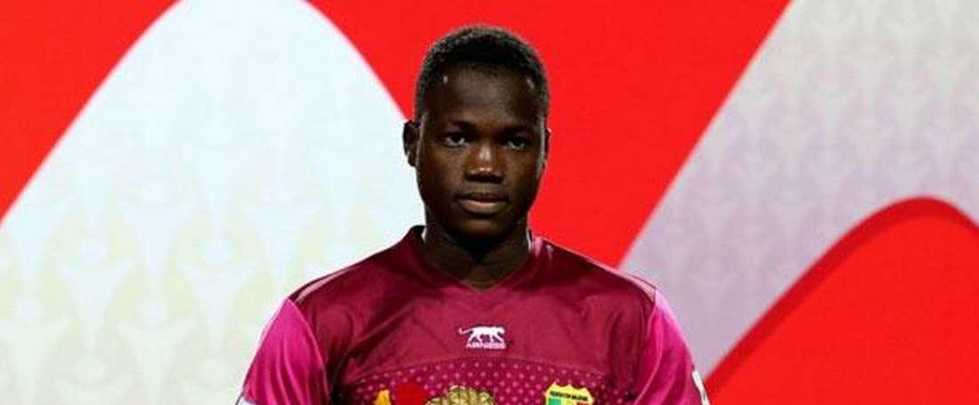 Samuel Diarra jugará en juvenil de la Cultural. FIFA