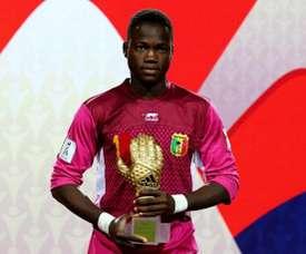 Samuel Diarra, un joven proyecto. FIFA