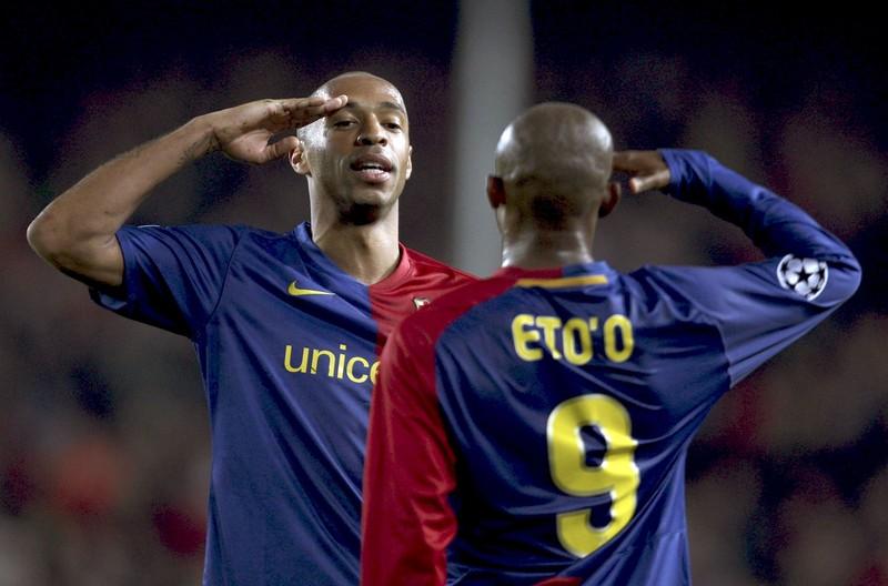 Henry dans le viseur — Barça