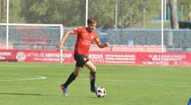 San Julián Rodrigo lleva dos temporadas en La Nucía. CDLaNucia