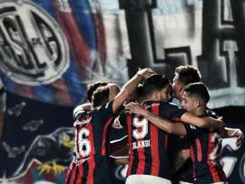 Le club argentin fera appel. Twitter/SanLorenzo