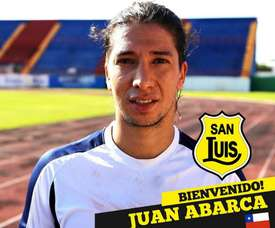 El defensor vuelve al fútbol chileno. SanLuisdeQuillota