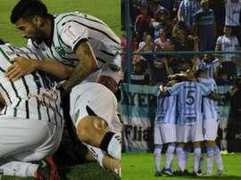 San Martín y Atlético Tucumán pasan de ronda en la Copa. SanMartin/AtleticoTucuman