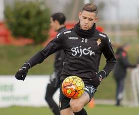 Luis Hernández is suspected to be joining Leicester this summer. Twitter