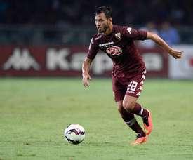 Sánchez Miño podría reemplazar al lesionado Cristian Rodríguez en la Copa Sudamericana. FCTorino
