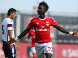 Sancidino apostó seguir en Portugal, aunque lejos del Benfica. Benfica