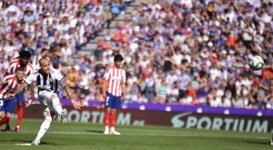 Atlético decepciona fora de casa. RealValladolid