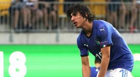 Tonali podría fichar por la Juventus. AFP