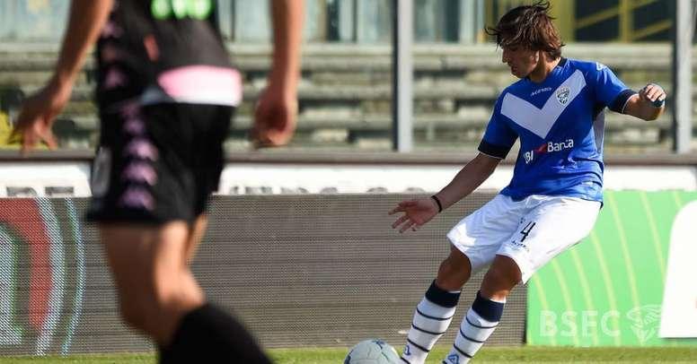 United y Borussia luchan por el 'nuevo Pirlo'. BresciaCalcio
