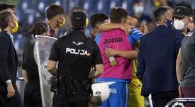 El lío del Getafe-Villarreal dejó varios sancionados. LaLiga
