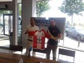 Santi Sedano entrenará esta temporada al Atlético Tordesillas. Atco Tordesillas