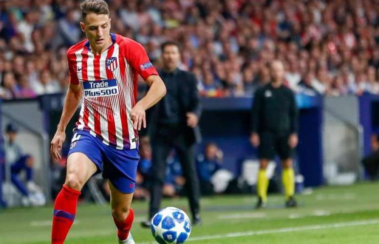 Arias cree que tiene mucho que aportar al Atlético. AFP