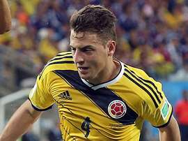 Swansea City are interested in signing Colombian international Santiago Arias. EFE