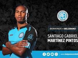 Los 'piratas' se hacen con los servicios del jugador de Wanderers de Montevideo. CDBelgrano