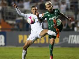 Santos e Palmeiras @SFCREALISMO