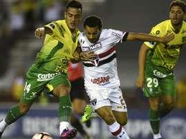 São Paulo. Goal