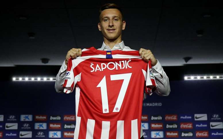 Saponjic says he will do the best he can for Atletico. Atleti