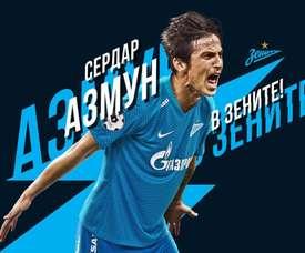 Azmoun rejoint le Zénith. FCZenit