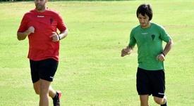 Sasa Jovanovic ya estuvo en el Córdoba. CórdobaCF