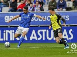 El Oviedo venció al Tenerife. LaLiga