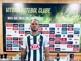 Savio ya es nuevo jugador del Vitória Setúbal. VitóriaSetúbal