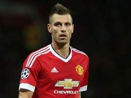 Morgan Schneiderlin foi treinado por Van Gaal, no M. United, na época 2015/2016. Manchester United
