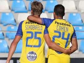 El Maccabi pasó sin apuros. Maccabi