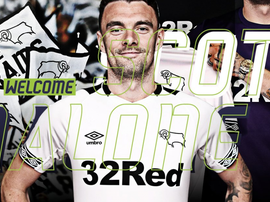 Malone is Lampard's eigth summer signing. Twitter/DCFCOfficial