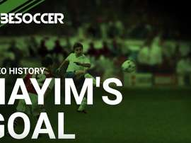 Let's remember a great moment in football history: Nayim's golden goal against Arsenal. BeSoccer