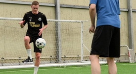Longstaff podría cambiar de colores pronto. NewcastleUnited