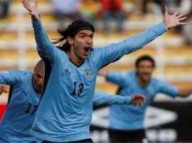 El 'Loco' Abreu jugará en un nuevo equipo. Nacional