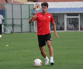 Sebastián Hernández quiere reeditar el título con Junior. SebastianHernandez