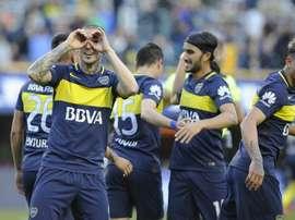 El conjunto argentino consiguió el empate 'in extremis'. Bocajroficial