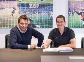 Rudy, al Schalke 04 por 16 millones. Schalke04