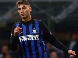Tem 16 anos e já se colou aos planos de PSG e Liverpool. Inter