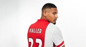 Haller firma con l'Ajax. Ajax